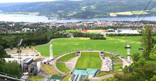 Travel to Lillehammer