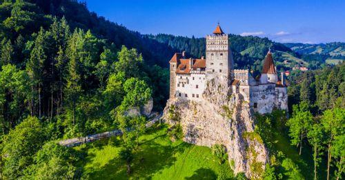 Explore Bran Castle