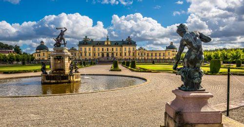 Visit Drottningholm Palace
