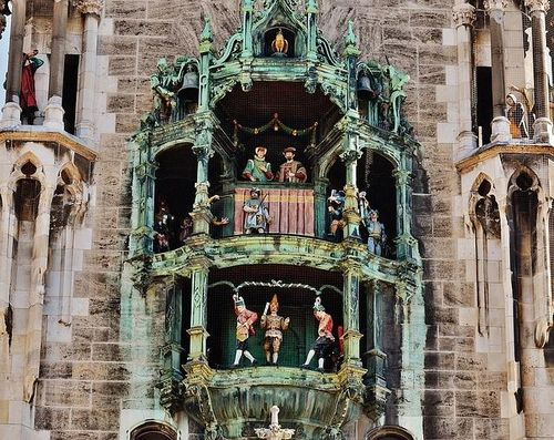 Marienplatz – Mary's Square