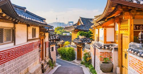 Bukchon Hanok Village – Seoul