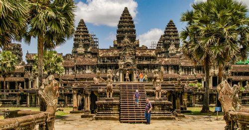 Angkor Wat and the Temples of Angkor – Cambodia