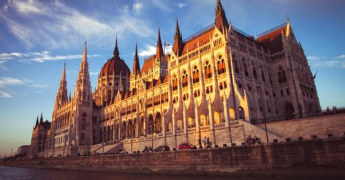 Visit the Hungarian Parliament Building