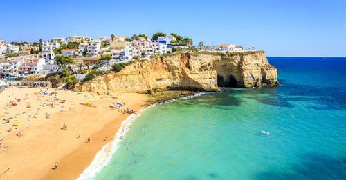 Catch Some Sun on The Algarve