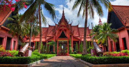 Explore the National Museum of Cambodia