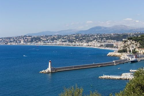 Soak Up the Sun on the French Riviera