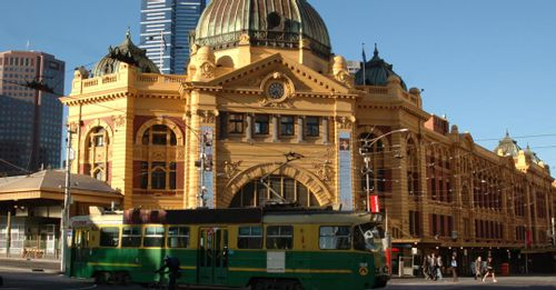 Visit the Melbourne Federation Square to attend an exciting cultural event hosted every week