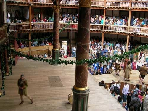 Watch a Play at Shakespeare's Globe