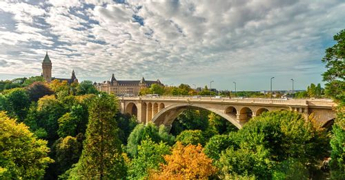 The Adolphe Bridge