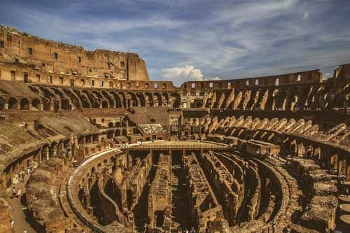 Step Back in Time at the Colosseum