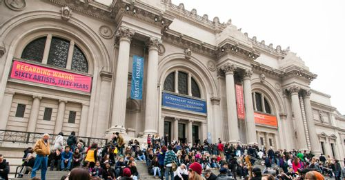 Explore the Metropolitan Museum of Art