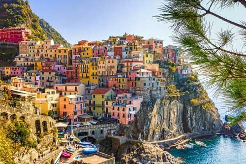 Walk Around Cinque Terre