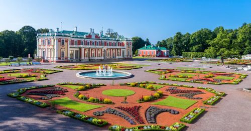See the Kadriorg Art Museum