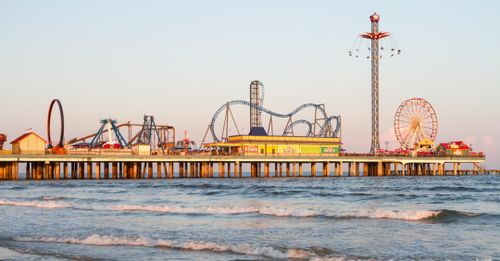 Check out Pleasure Pier