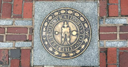 Follow Boston's Freedom Trail