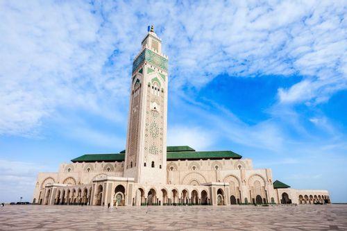 Visit Hassan II Mosque, Casablanca, Morocco