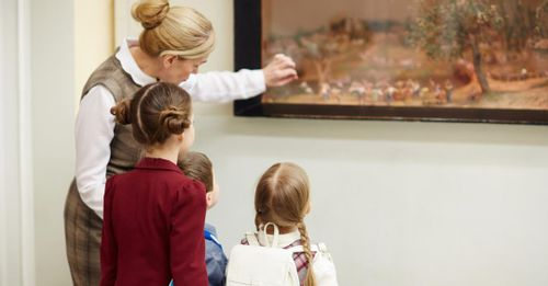 Explore the Young At Art Museum