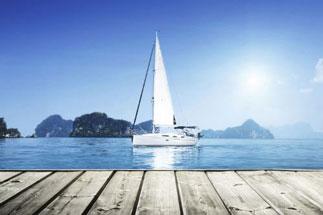 Small Ship Cruising Image