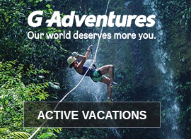 G Adventures Active Vacations